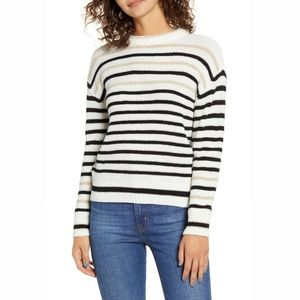 Love by Design Stripe Pullover Sweater